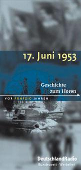 volksaufstand 17 juni 1953 ursachen